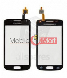 Touch Screen Digitizer For Samsung Galaxy W I8150 Black