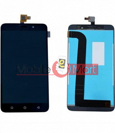 Lcd Display With Touch Screen Digitizer Panel Combo Folder Glass For Coolpad Note 3 (Black)