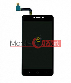 Lcd Display With Touch Screen Digitizer Panel Combo Folder Glass For Coolpad Note 5 Lite (Black)