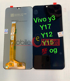 Lcd Display With Touch Screen Digitizer Panel For Vivo Y12