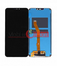 Lcd Display With Touch Screen Digitizer Panel Combo Folder Glass For Vivo Y83 (Black)