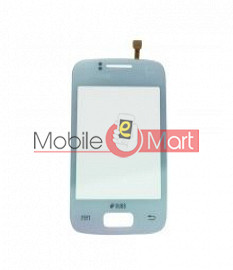 Touch Screen Digitizer For Samsung Galaxy Y Duos S6102 White