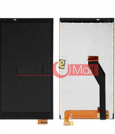 Lcd Display With Touch Screen Digitizer Panel Combo Folder Glass For HTC Desire 820 (Black)