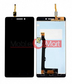 Lcd Display With Touch Screen Digitizer Panel Combo Folder Glass For LENOVO A7000