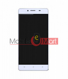 Lcd Display With Touch Screen Digitizer Panel Combo Folder Glass For Gionee Marathon M5 Mini (Black)