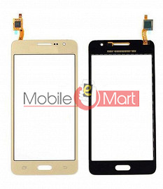 Touch Screen Digitizer For Samsung Galaxy Grand Prime SM-G530H (Black)
