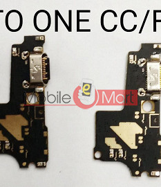 Charging Connector Port Flex Cable For Motorola Moto One