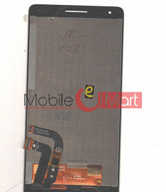 Lcd Display With Touch Screen Digitizer Panel Combo Folder Glass For InFocus M810 (Black)