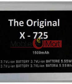 Ajah Mobile Battery For Micromax X725