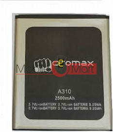Ajah Mobile Battery For Micromax Canvas Nitro A311