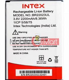 Ajah Mobile Battery For Intex Aqua Lions T1 Lite