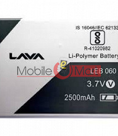 Ajah Mobile Battery For Lava A88 (LEB060 )