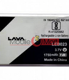 Ajah Mobile Battery For Lava LEB023