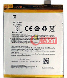 Ajah Mobile Battery For OnePlus 6