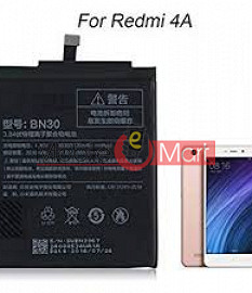 Ajah Mobile Battery For XIAOMI MI 4A (BN-30)