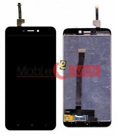 Lcd Display With Touch Screen Digitizer Panel Combo Folder Glass For Xiaomi Redmi 4X (White)