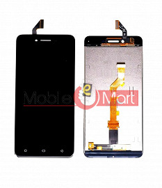 Lcd Display With Touch Screen Digitizer Panel Combo Folder Glass For Oppo A37 (White)