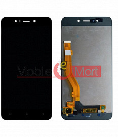 Lcd Display With Touch Screen Digitizer Panel Combo Folder Glass For Gionee X1s (White)
