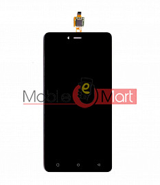 Lcd Display With Touch Screen Digitizer Panel Combo Folder Glass For Gionee F103 (White)