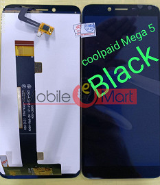 Lcd Display With Touch Screen Digitizer Panel For Coolpad Mega 5