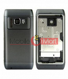 Full Body Housing Panel Faceplate For Nokia N8