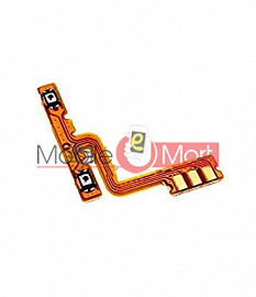 Power On Off Volume Button Key Flex Cable For Oppo A83