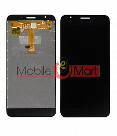 Lcd Display With Touch Screen Digitizer Panel Combo Folder Glass For Samsung Galaxy A2 Core (Black)