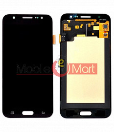 Lcd Display With Touch Screen Digitizer Panel Combo Folder Glass For Samsung Galaxy J5 (White)