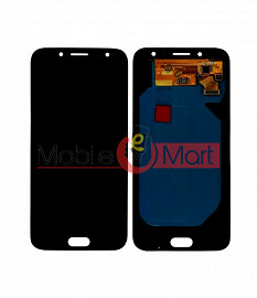 Lcd Display With Touch Screen Digitizer Panel Combo Folder Glass For Samsung Galaxy J7 Pro (White)