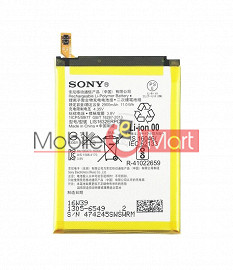 Mobile Battery For Sony Xperia XZ