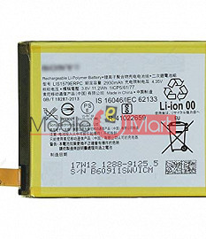 Mobile Battery For Sony Xperia C5