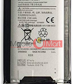 Mobile Battery For Motorola Moto X 2nd Genration