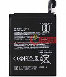 Mobile Battery For Xiaomi Redmi Note 6 Pro.