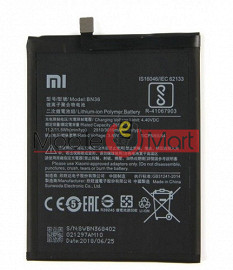 Mobile Battery For Xiaomi Mi A2