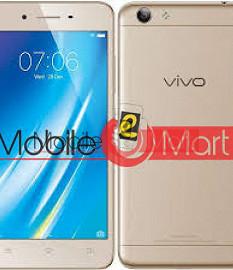 Full Body Housing Panel Faceplate For VIVO Y53