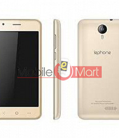 Lcd Display With Touch Screen Digitizer Panel Combo Folder Glass For Lephone W9