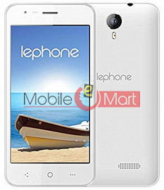 Lcd Display With Touch Screen Digitizer Panel Combo Folder Glass For Lephone W2