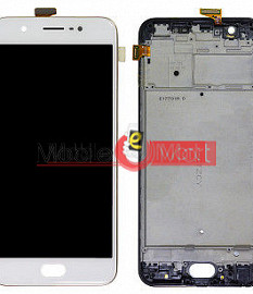 Lcd Display With Touch Screen Digitizer Panel Combo Folder Glass For Vivo Y69