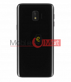 Full Body Housing Panel Faceplate For Samsung Galaxy J2 Core Black