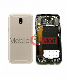 Full Body Housing Panel Faceplate For  Samsung Galaxy J5 Pro Gold