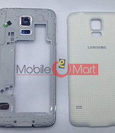 Full Body Housing Panel Faceplate For Samsung Galaxy S5