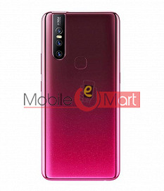 Full Body Housing Panel Faceplate For Vivo V15 Red