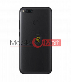 Full Body Housing Panel Faceplate For Xiaomi Mi A1 Black