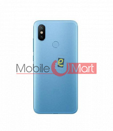 Full Body Housing Panel Faceplate For Xiaomi Mi A2 Blue