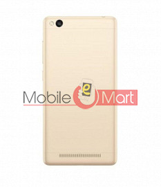 Full Body Housing Panel Faceplate For Xiaomi Redmi 3S Gold