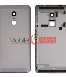 Full Body Housing Panel Faceplate For  Xiaomi Redmi Note 4 Black