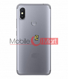 Full Body Housing Panel Faceplate For Redmi Y2 silver