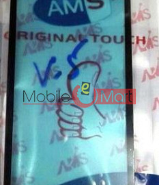 Touch Screen Digitizer For Gionee Ctrl V5