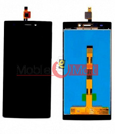 Lcd Display With Touch Screen Digitizer Panel For Micromax Canvas Nitro 2 E407