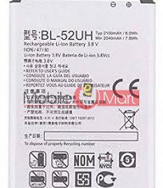 Mobile Battery For LG L65 D285 D320 VS876 D325